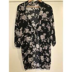 4/$25 SALE SpirItual Gangster Maya Kimono Robe OS